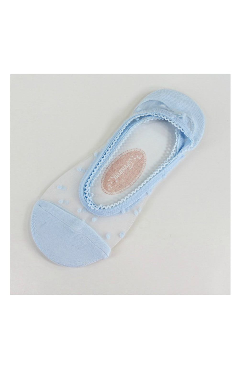 Pretty Persuasions Pebbles Slippers - Blue