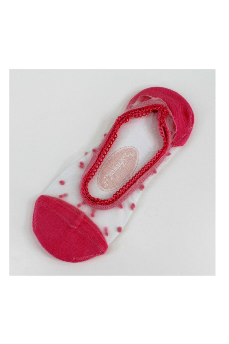 Pretty Persuasions Pebbles Slippers in Pink