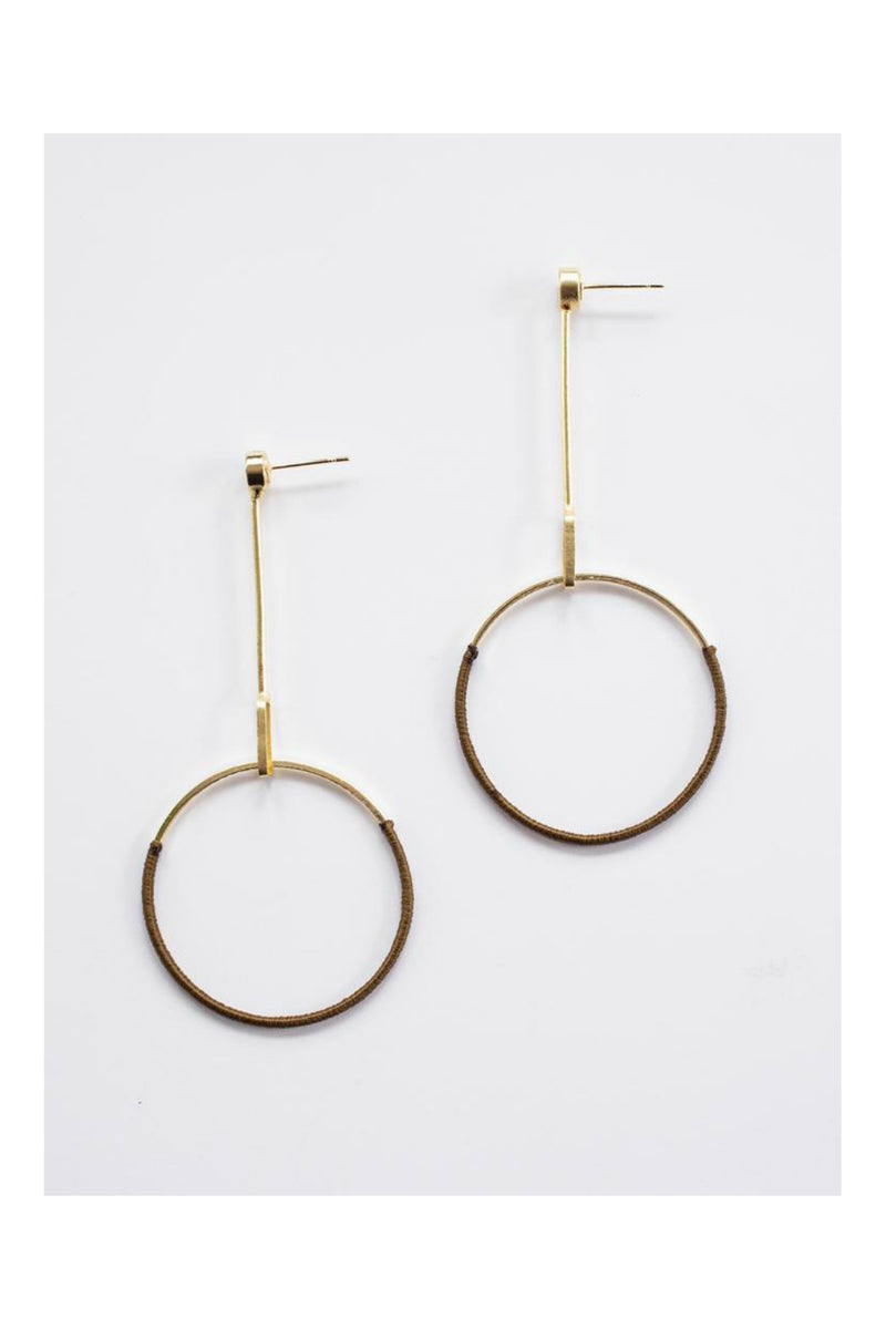 Mata Traders Pendulum Earrings