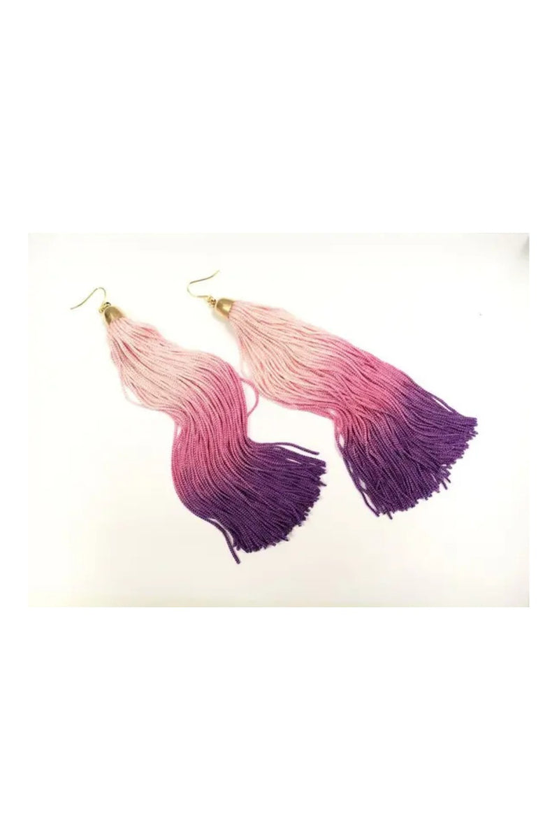 Odyssey & Oddities Barbie Girl Ombre Earrings