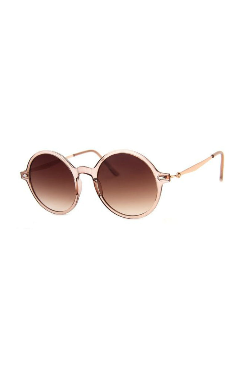 Pie Eyed Sunnies - Amber Brown