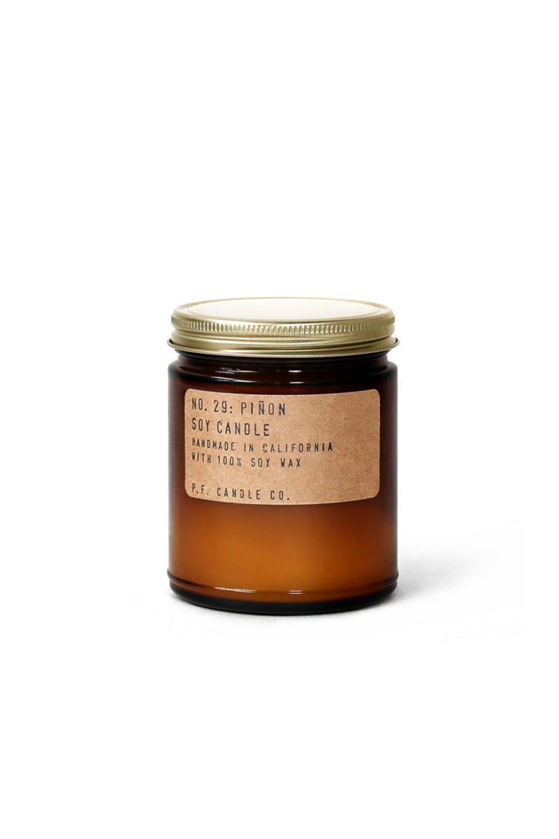 P.F. Candle Co. Mini Soy Candle - PIÑON