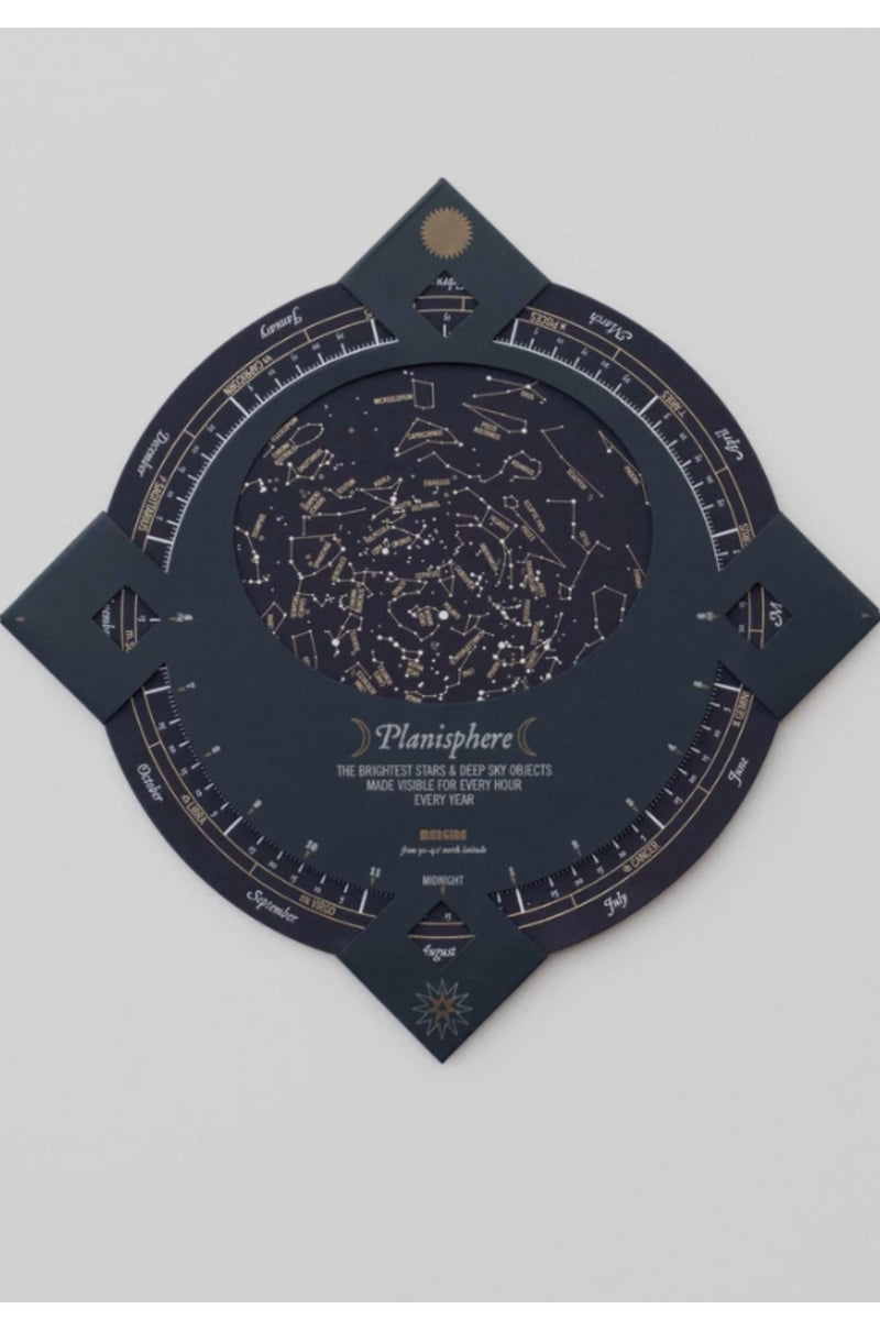 Margins Planisphere