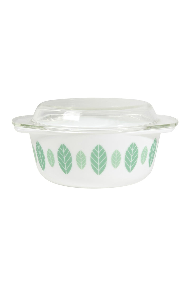 Now Designs Mod Glass Covered Dish - Planta