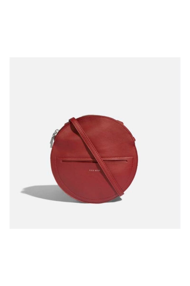 Pixie Mood Phoebe Circle Bag - Red