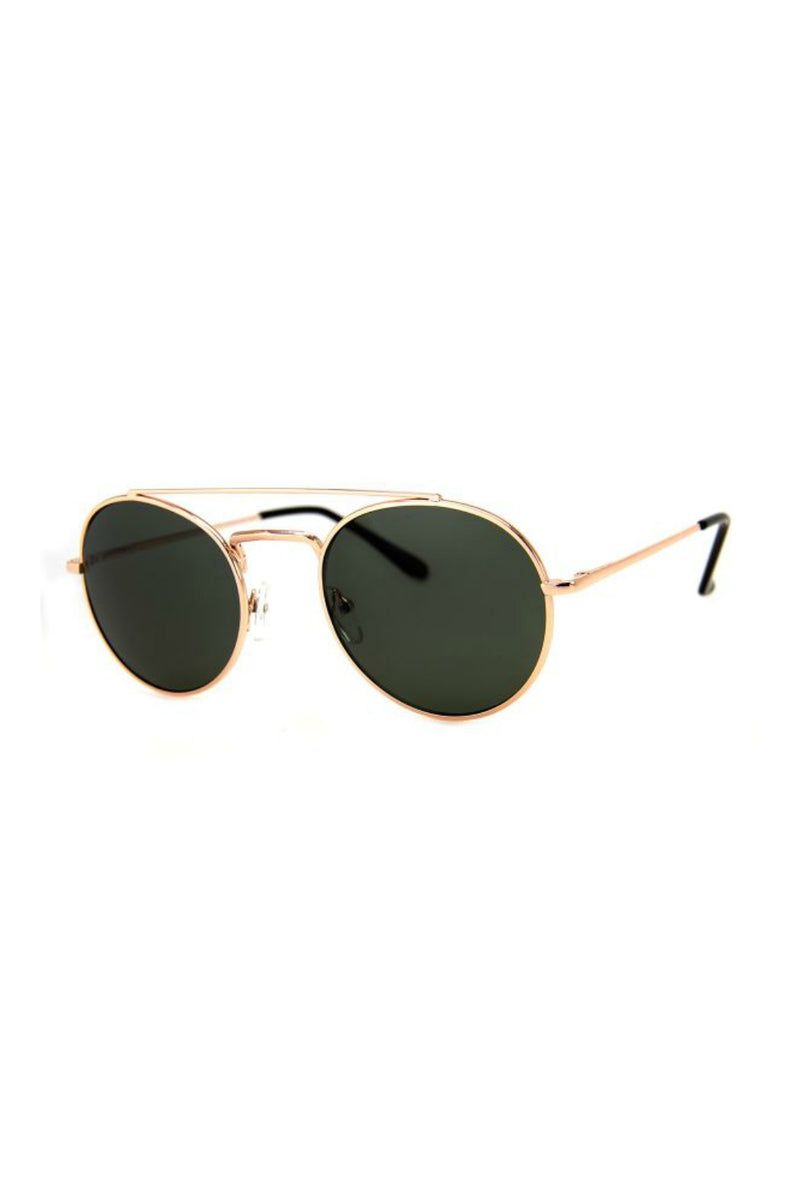 Pull Over Sunnies - Gold