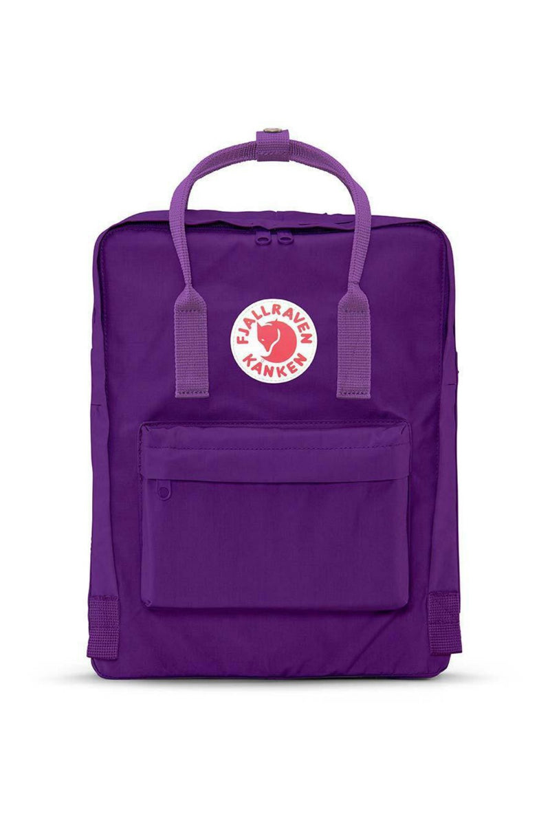 Fjällräven Kånken Backpack in Purple/Violet