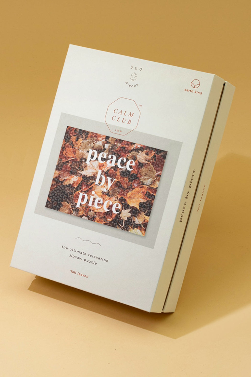 Calm Club Peace By Piece Puzzle