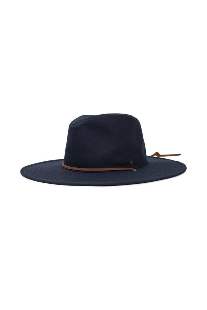 Brixton Ranger II Hat in Deep Navy