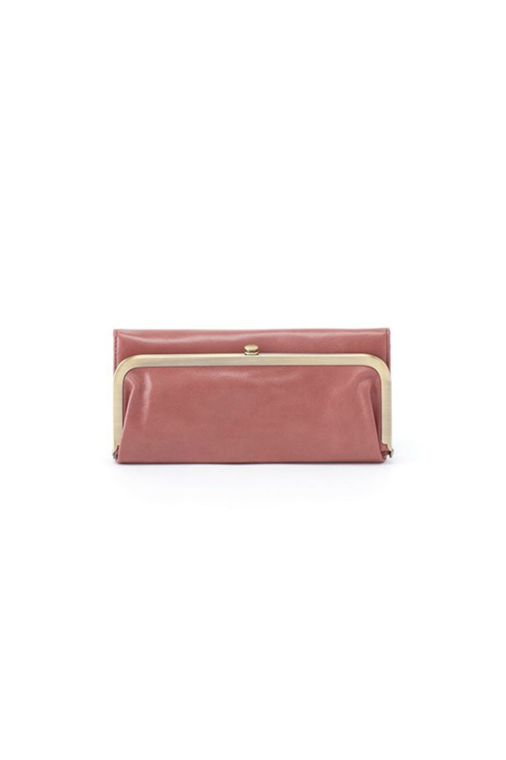 Hobo Rachel Wallet - Burnished Rose