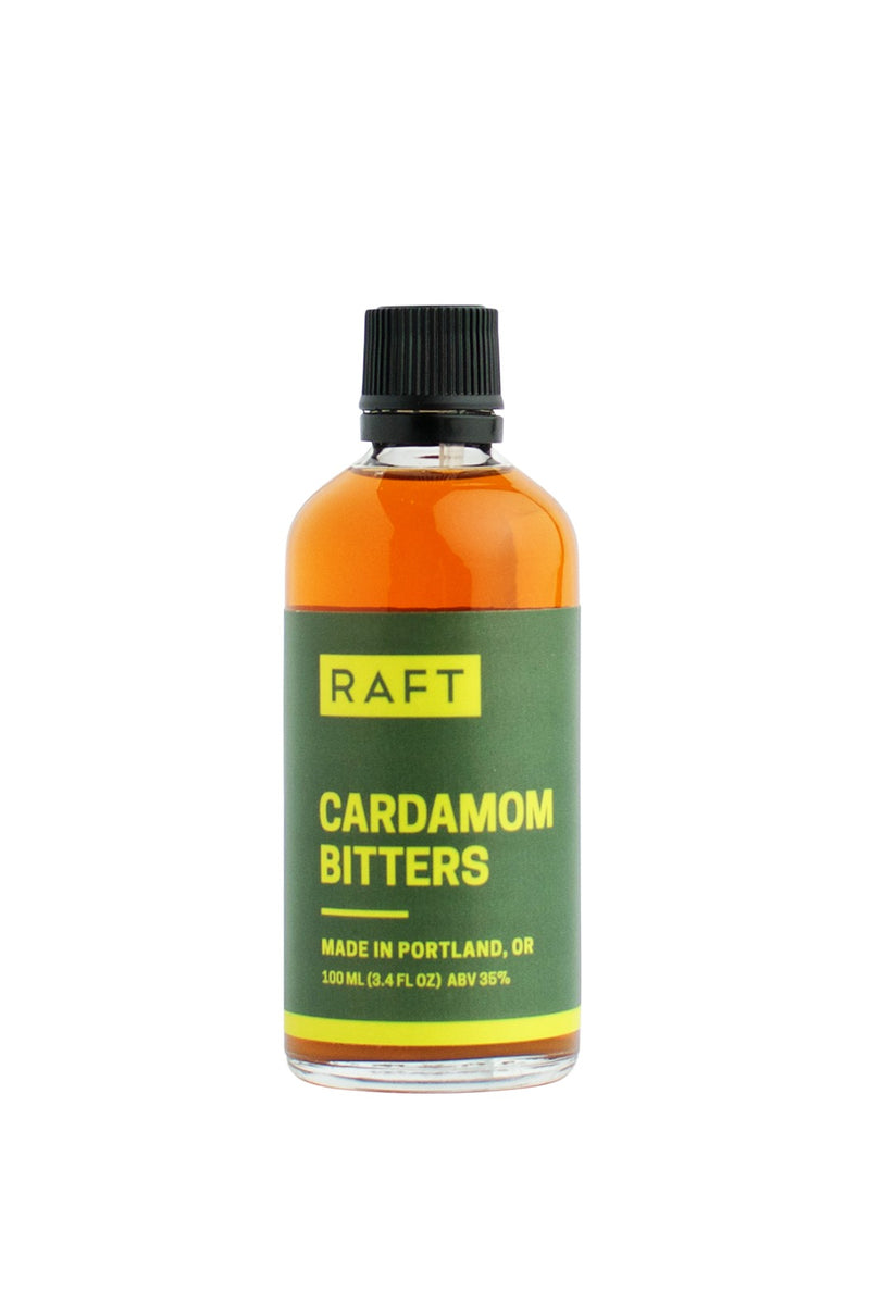 Raft Syrups - Cardamon Bitters