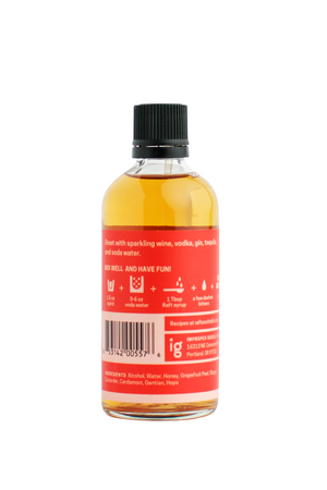 Raft Syrups 3.4 oz Bitters - Grapefruit
