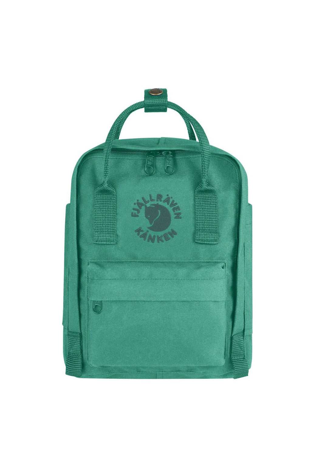 Fjällräven Re-Kånken Mini Backpack - Emerald