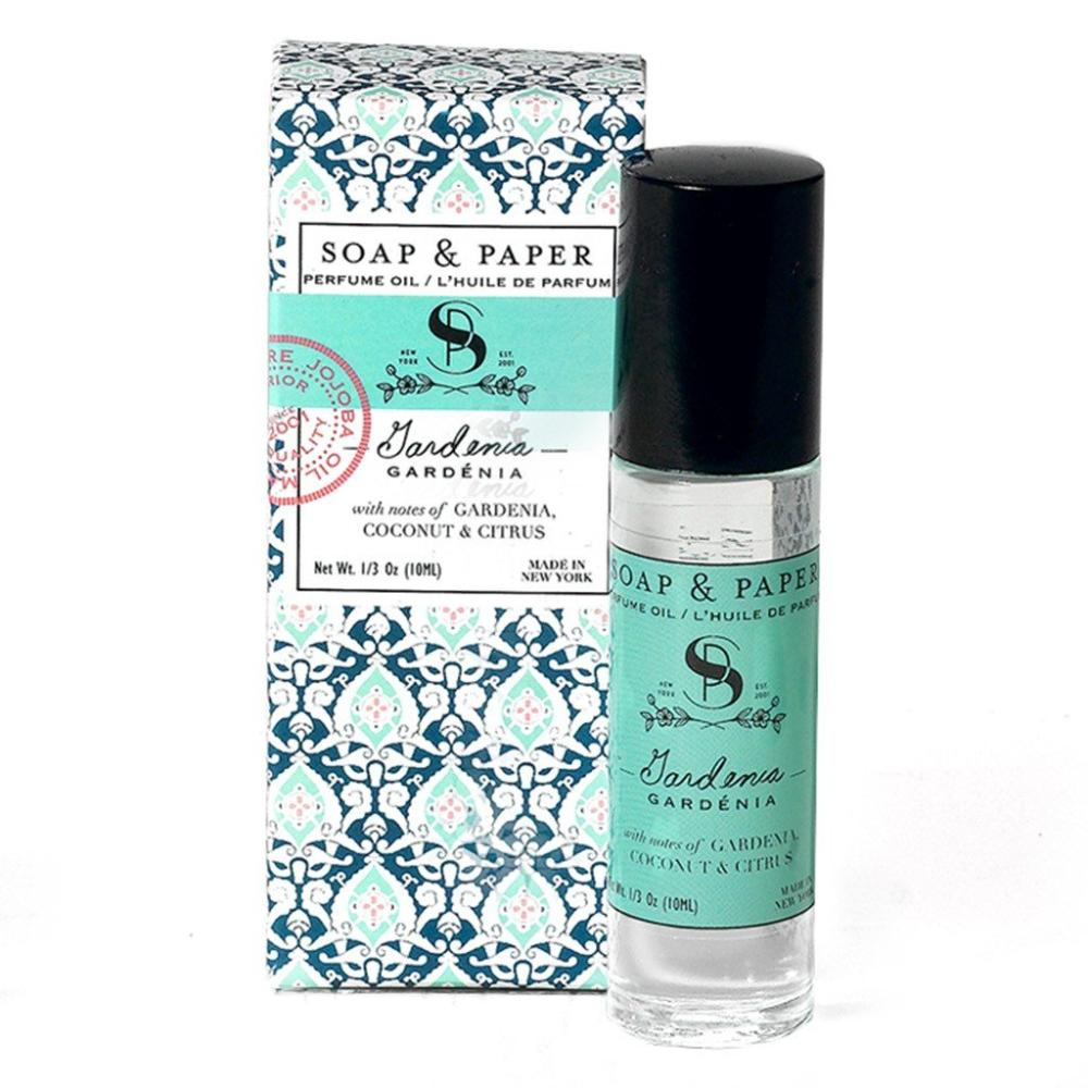 The Soap & Paper Factory Gardenia Perfume Oil