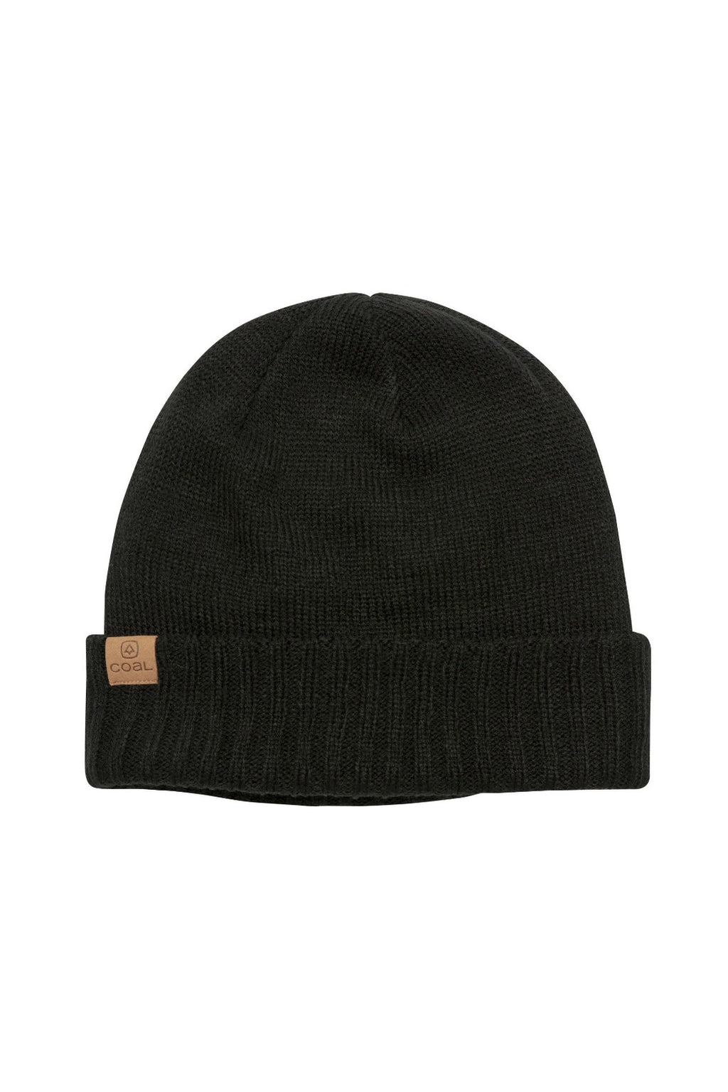 Coal Rogers Fleece Lined Beanie - Black
