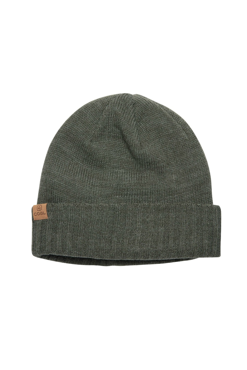 Coal Rogers Fleece Lined Beanie - Heather Olive