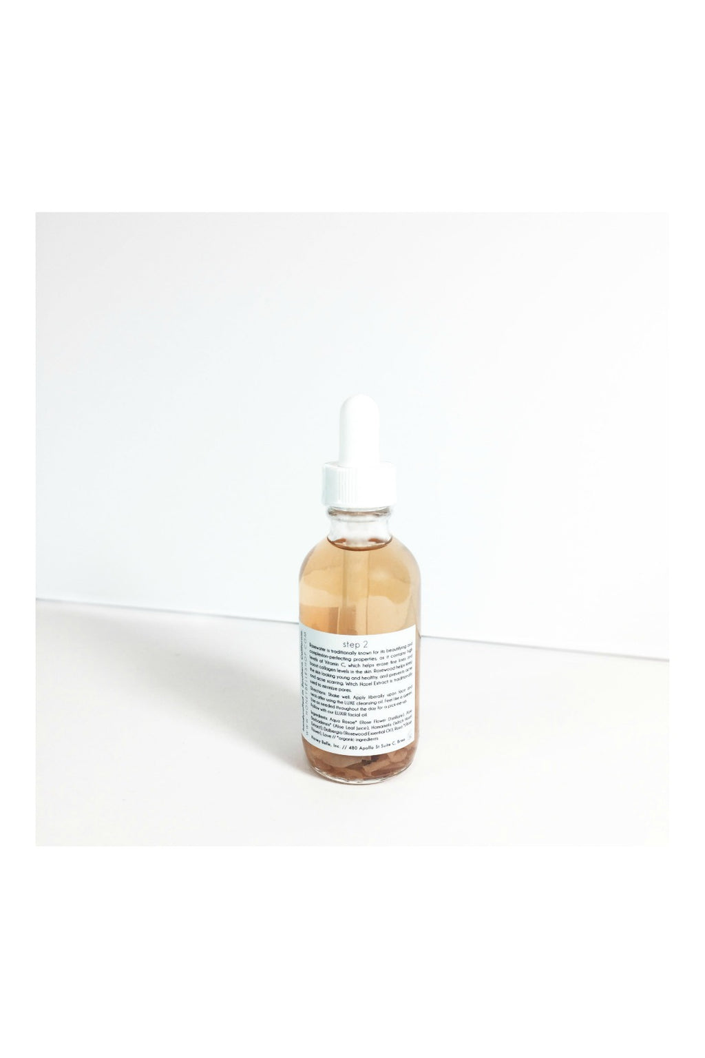 Honey Belle Organic Toner 15m - Rosewater