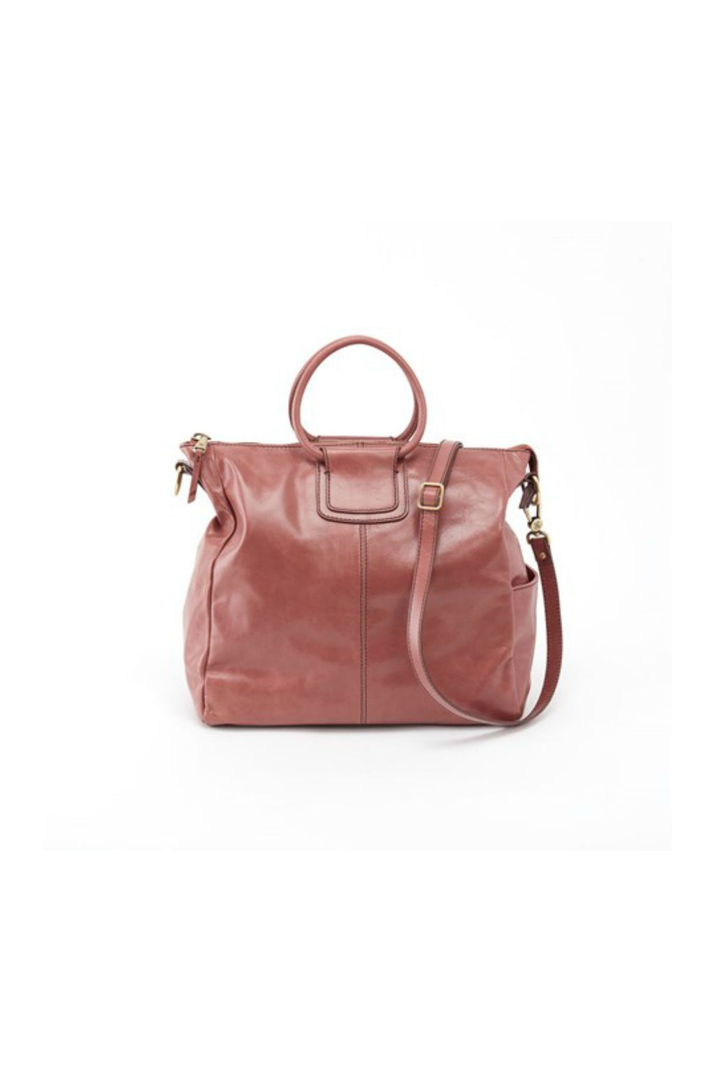 Hobo Sheila Travel Bag - Burnished Rose 30% OFF with code: HOBOSALE