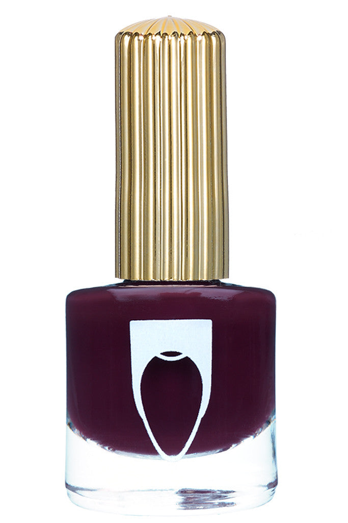 Floss Gloss Nail Lacquer - Smoke On The Nail