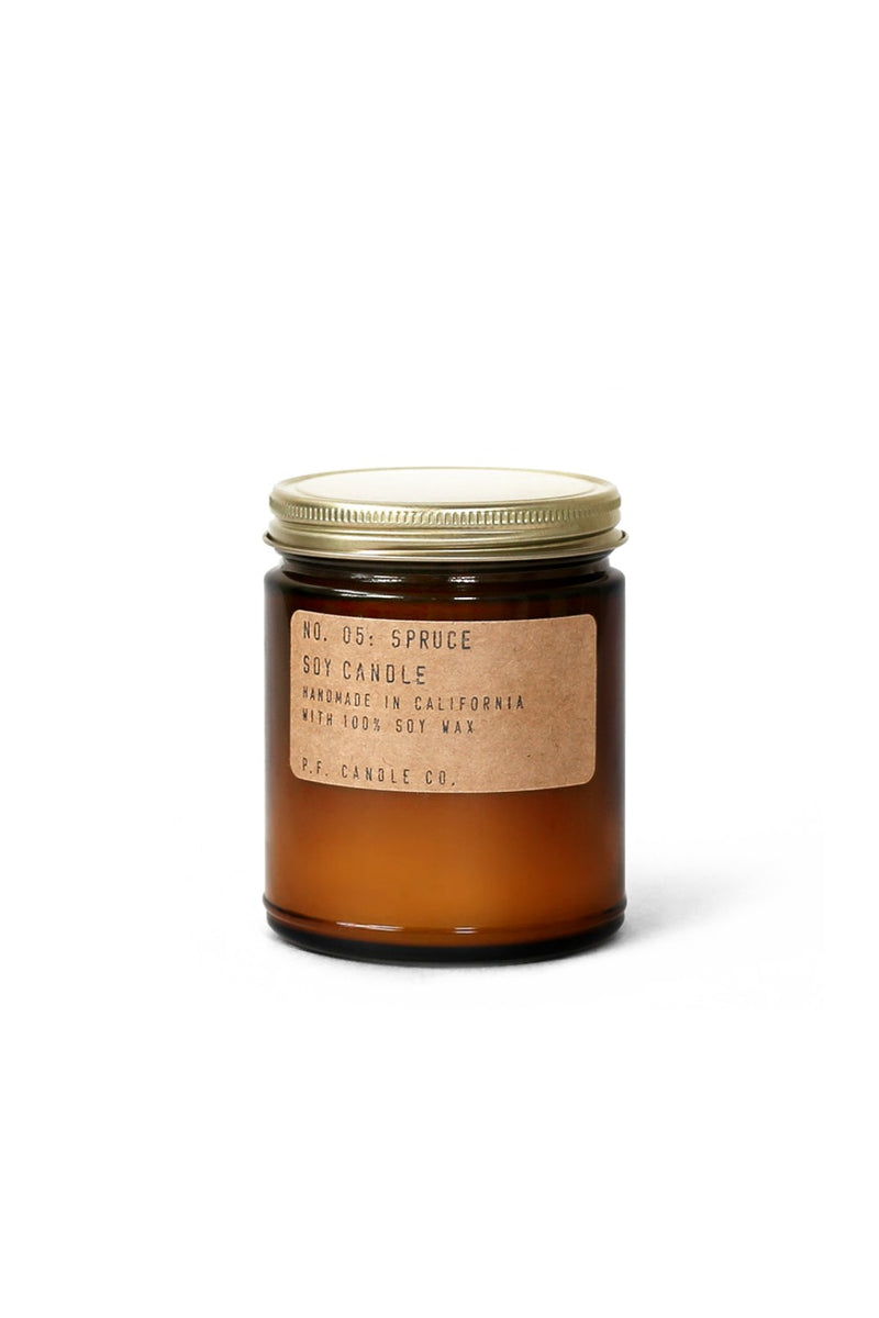 P.F. Candle Co. Mini Soy Candle - Spruce