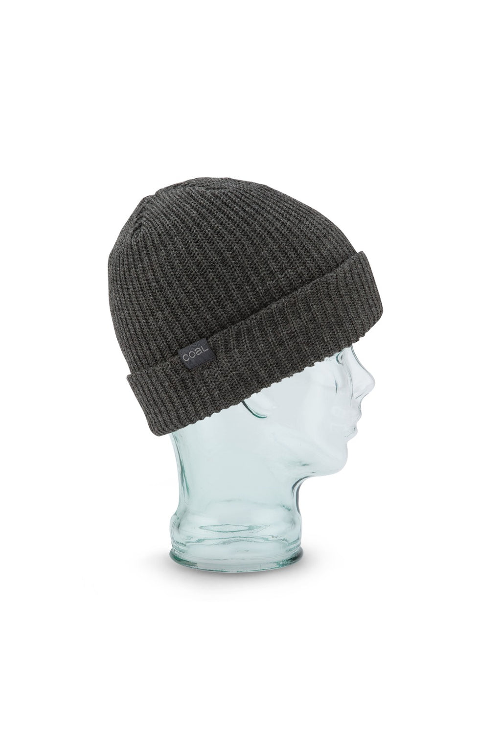 Coal Stanley Beanie in Charcoal