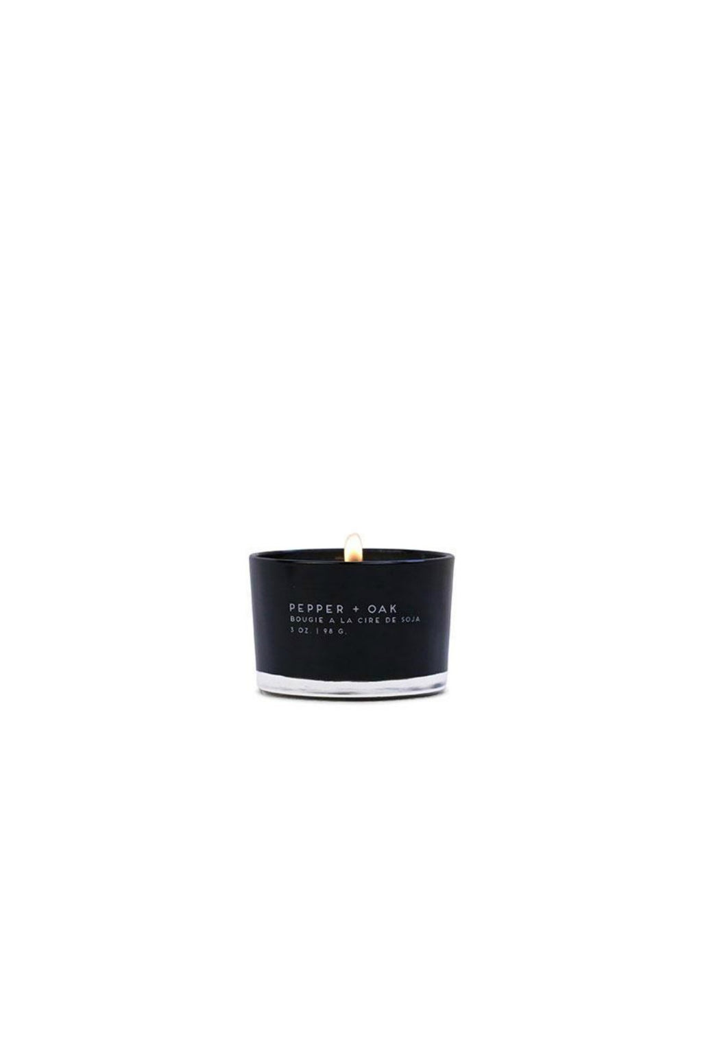 Paddywax Statement Collection 3oz - Pepper + Oak