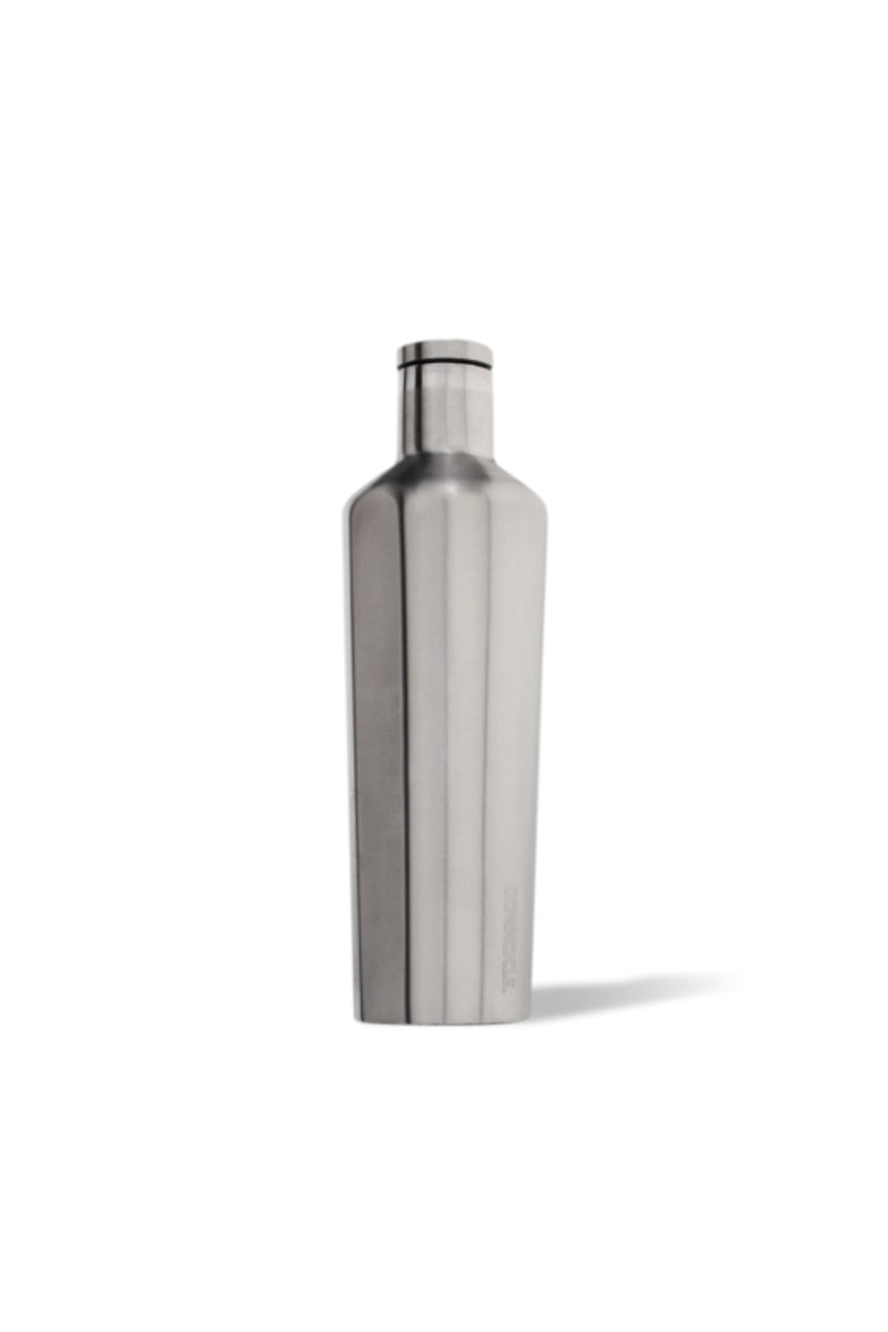 Corkcicle 25 oz. Canteen in Brushed Steel