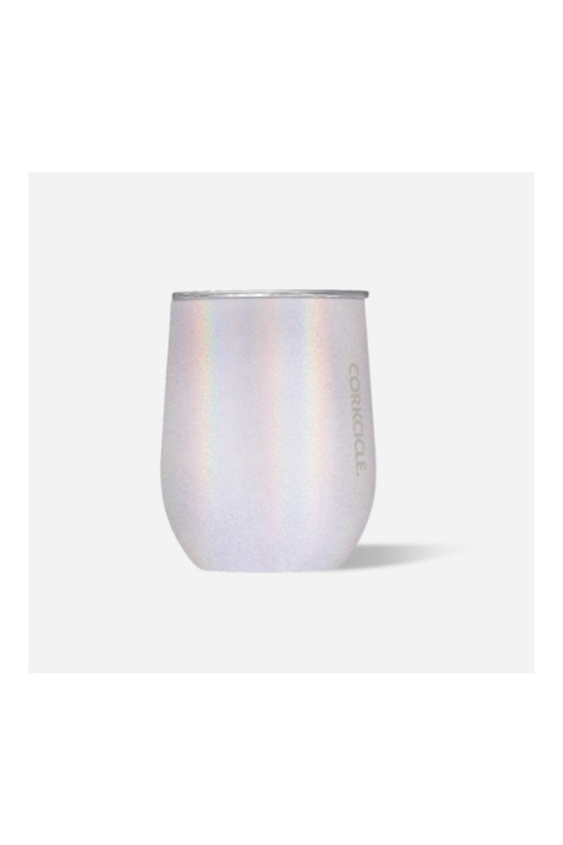 Corkcicle  12 oz. Stemless - Limited Edition Sparkle Unicorn Magic