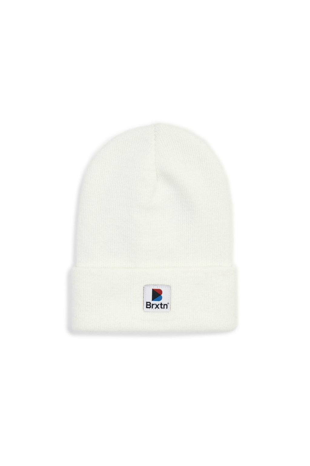 Brixton Stowell ll Beanie in Off White