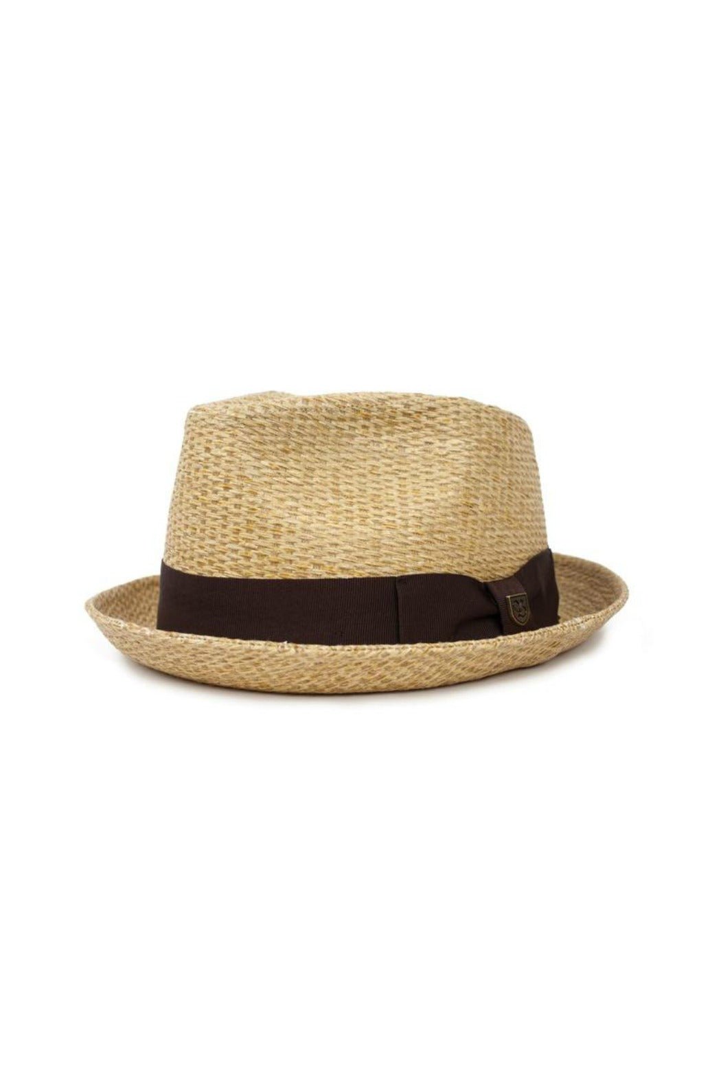 Brixton Castor Fedora in Tan Straw – Queen of Hearts and Modern Love 233ff9097626