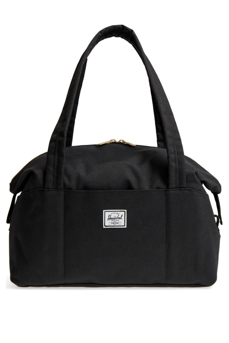 Herschel Strand XSmall Duffel Bag in Black