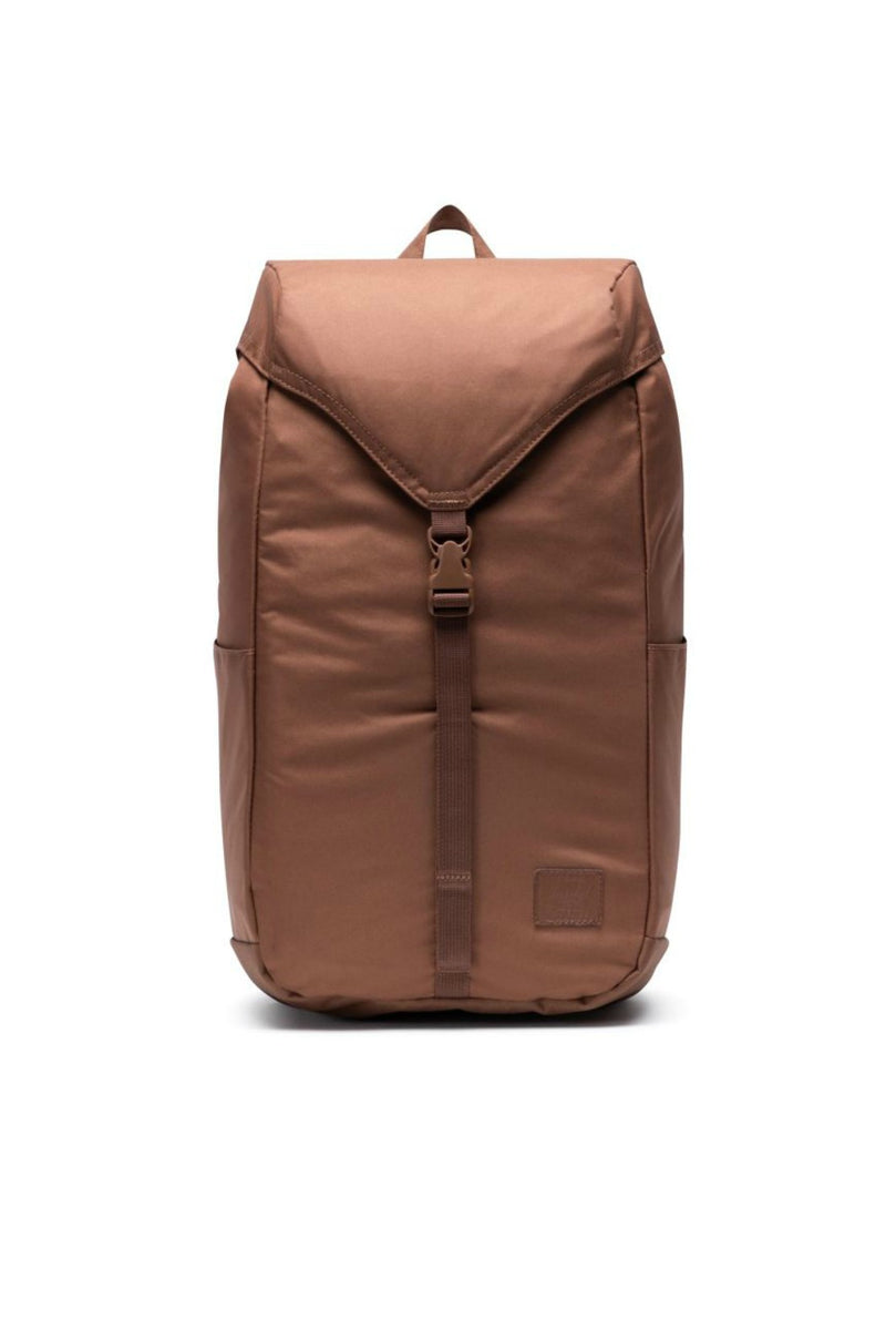Herschel Supply Co. Thompson Backpack Light Poly in Saddle Brown