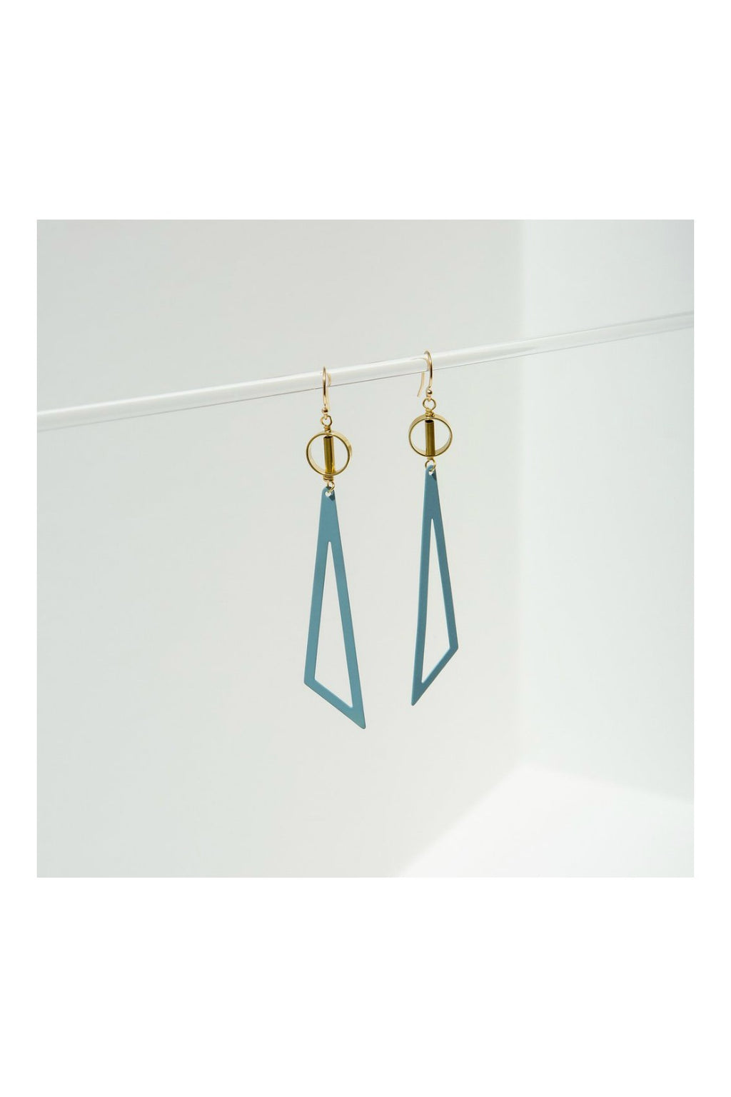 Larissa Loden Tilde Earrings - Blue