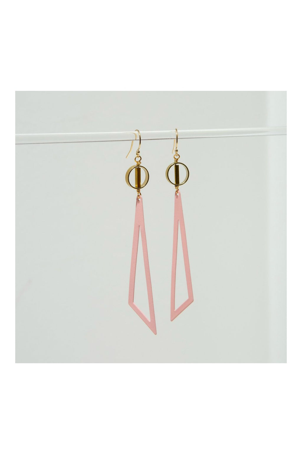 Larissa Loden Tilde Earrings - Pink