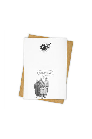 TAY HAM Greeting Card- Together Forever