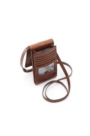Hobo Token Wallet Crossbody - Woodlands