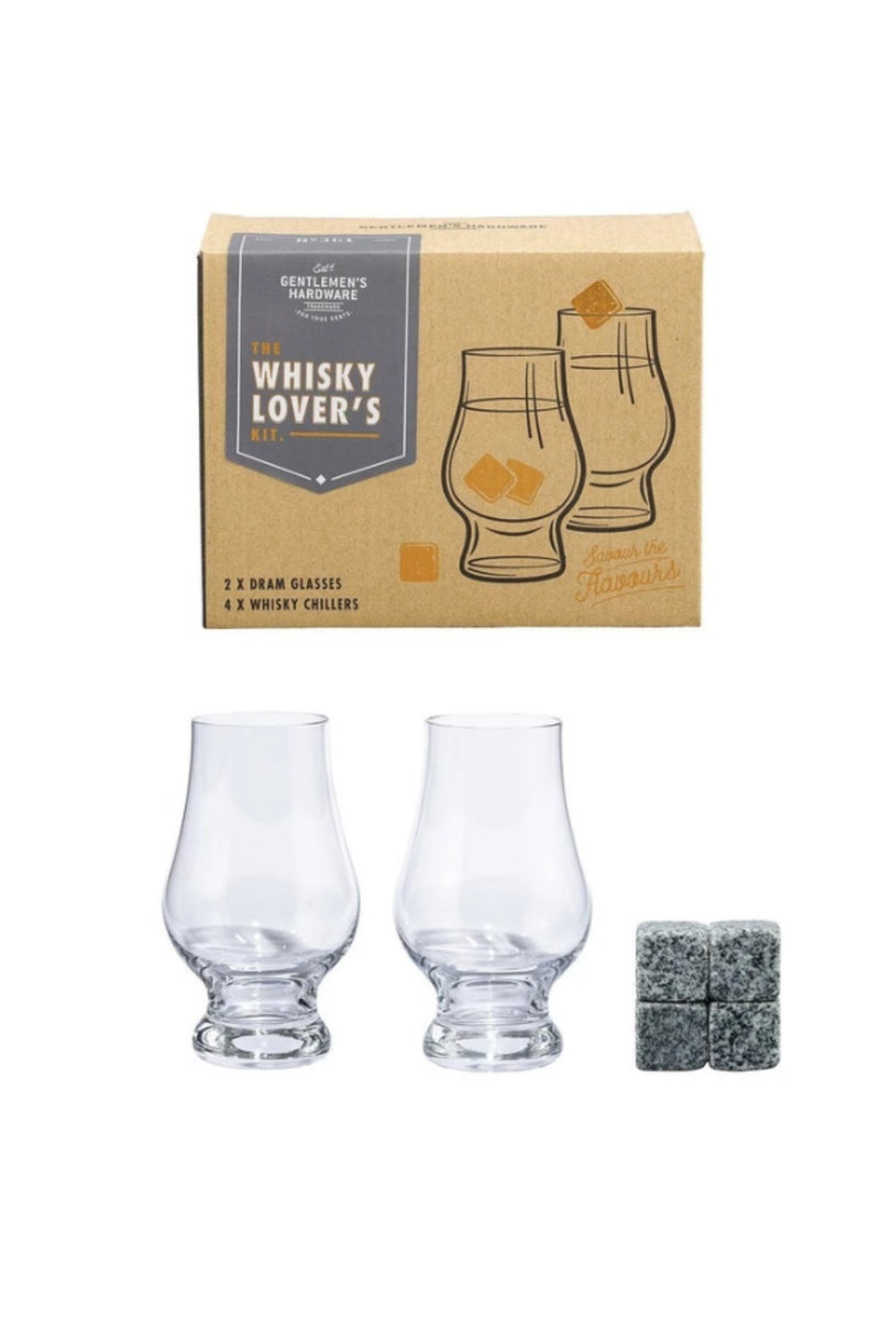 Gentlemen's Hardware Whisky Lovers Kit