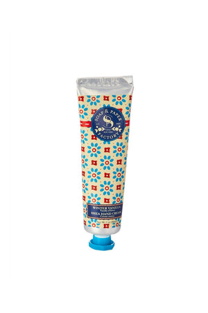 Soap & Paper Factory Petite Hand Cream 1 oz. - Winter Vanilla