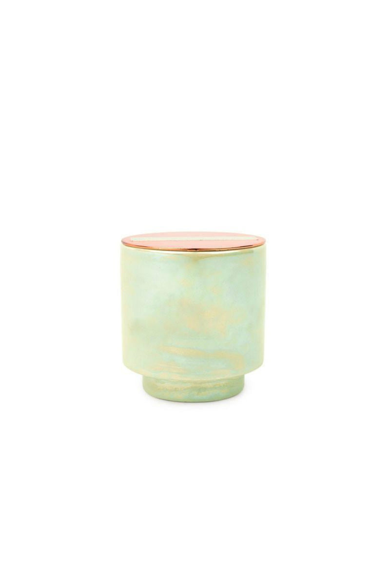 Paddywax White Woods & Mint Glow Candle