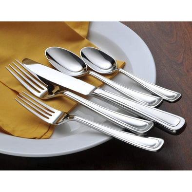 Oneida Cloister 40 Piece Fine Flatware Set, Service for 8 | Extra 30% Off Code FF30 | Finest Flatware