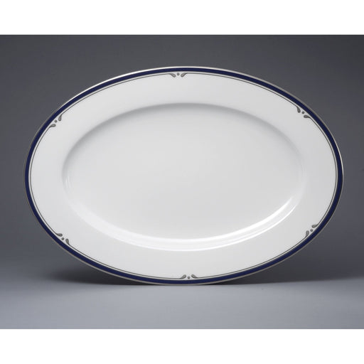 Oneida Louis XVI Fine China Serving Platter | Extra 30% Off Code FF30 | Finest Flatware