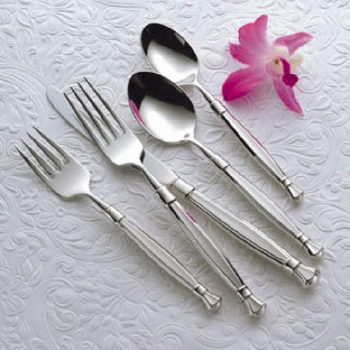 Oneida Act 1 20 Piece Fine Flatware Set, Service for 4 | Extra 30% Off Code FF30 | Finest Flatware