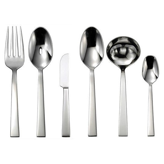 Oneida Aero 46 Piece Fine Flatware Set, Service for 8 | Extra 30% Off Code FF30 | Finest Flatware