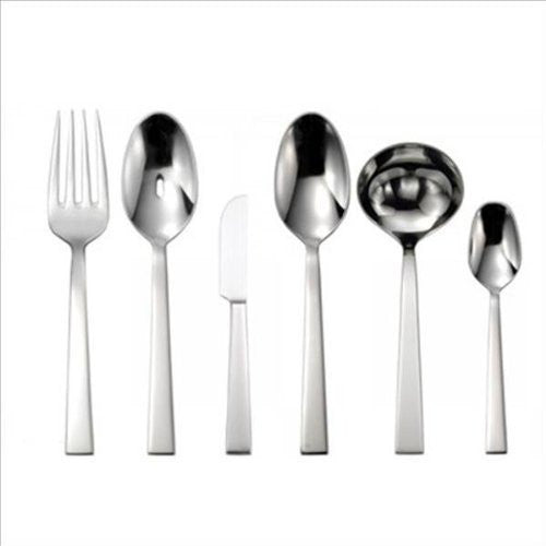 Oneida Aero 6 Piece Hostess and Serving Set | Extra 30% Off Code FF30 | Finest Flatware