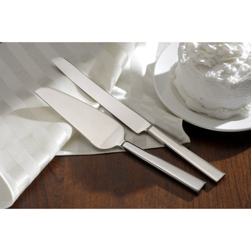 Oneida Aero 2 Piece Cake Server Set | Extra 30% Off Code FF30 | Finest Flatware