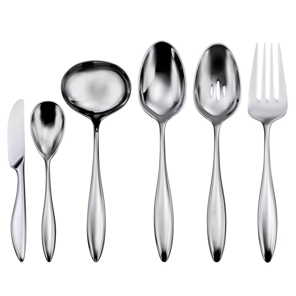 Oneida Asteria 6 Piece Hostess & Serving Set | Extra 30% Off Code FF30 | Finest Flatware
