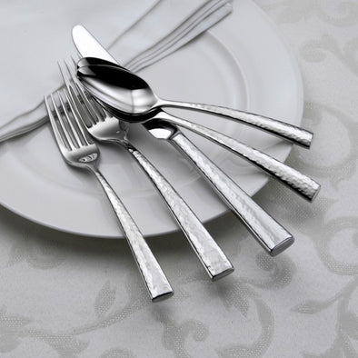 Oneida Cabria 20 Piece Fine Flatware Set, Service for 4 - Extra 30% Off Code FF30 - Finest Flatware