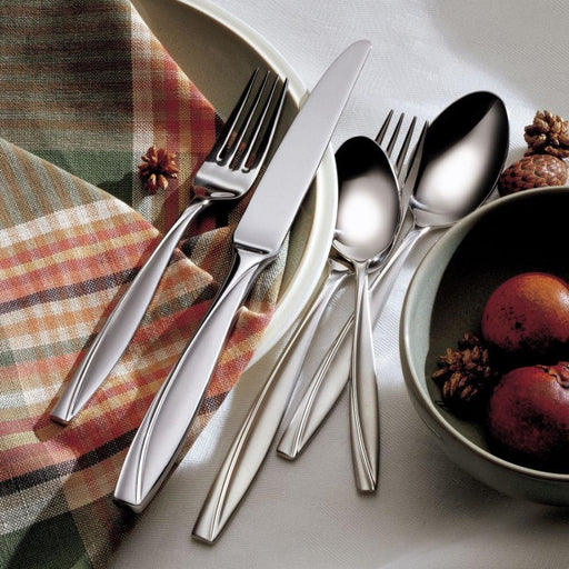 Oneida Camlynn 45 Piece Casual Flatware Set, Service for 8 | Extra 30% Off Code FF30 | Finest Flatware