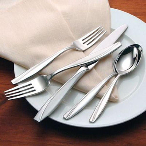 Oneida Camlynn 24 Piece Casual Flatware Set, Service for 4 with Extra Teaspoons | Extra 30% Off Code FF30 | Finest Flatware