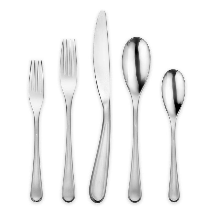 Oneida Cape 75 Piece Fine Flatware Set, Service for 12 | Extra 20% Off Code FF20 | Finest Flatware